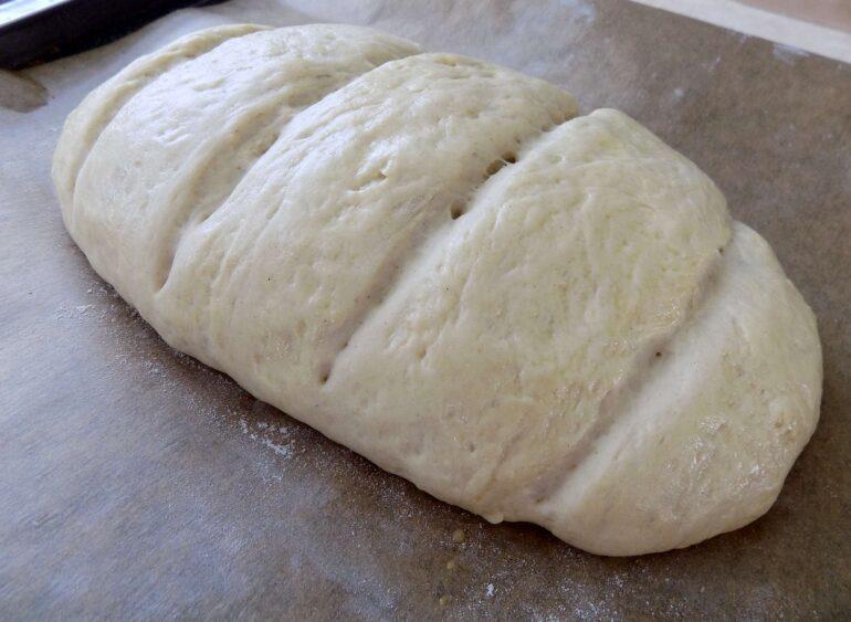 Prosty chleb domowy