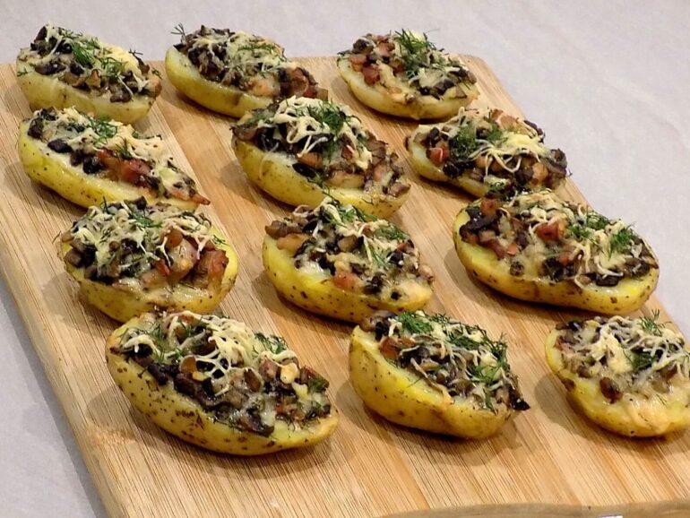 Ziemniaki czosnkowe 2