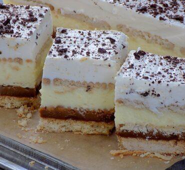 Ciasto 3 BIT – bez pieczenia