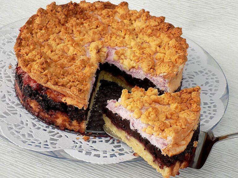 Ciasto skubaniec - pleśniak