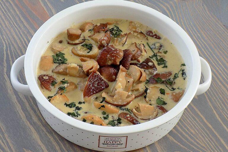 Jak zrobić najlepszy sos borowikowy?