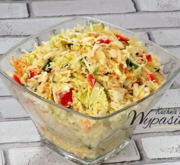 Surówka włoska – obiadowa