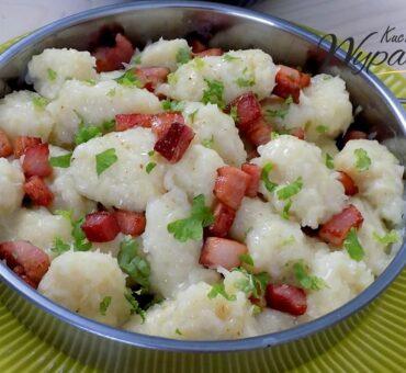 Golce – kaszubski specjał z ziemniaków