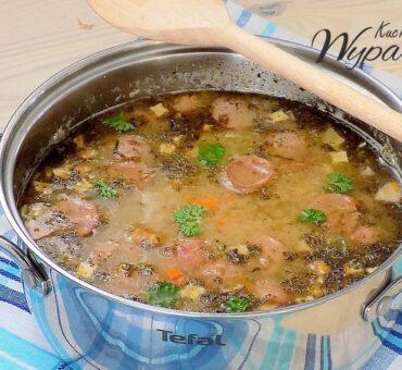Zupa fasolowa jak z wojskowego kotła