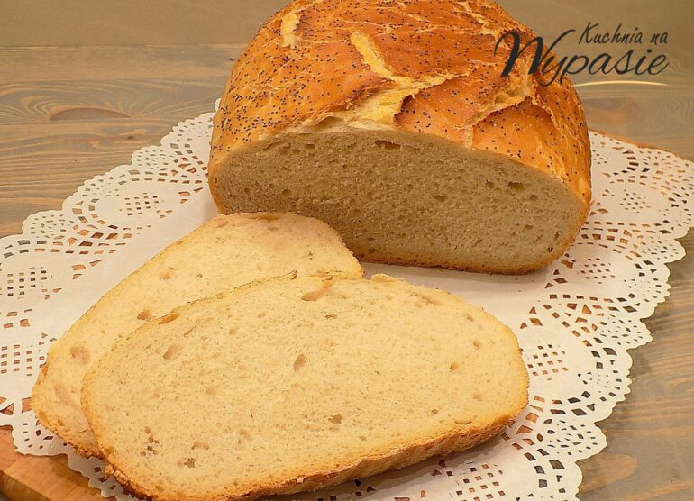 Chleb z piekarnika