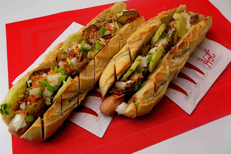 Czosndog czyli hot dog po polsku