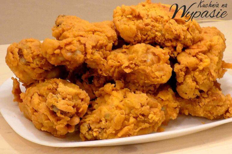 Kurczak jak z KFC – przepis na panierkę