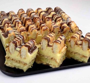 Ciasto góra lodowa bez pieczenia