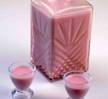 Likier truskawkowy na wódce
