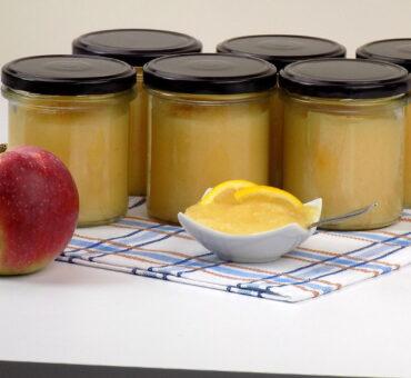 Dżem z jabłek na zimę