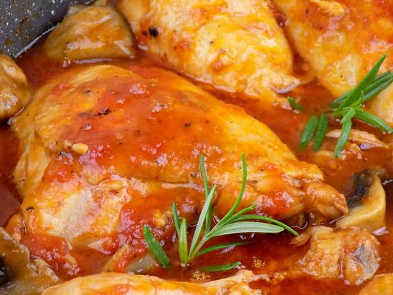 Kurczak Marengo