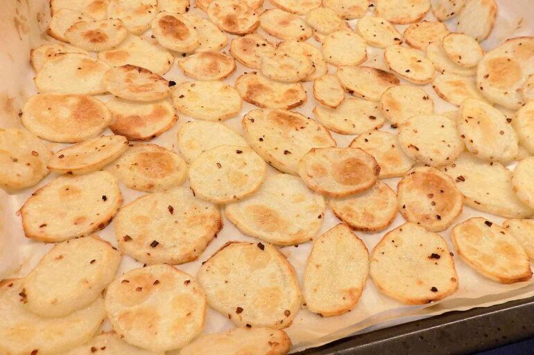 Talarki ziemniaczane z piekarnika